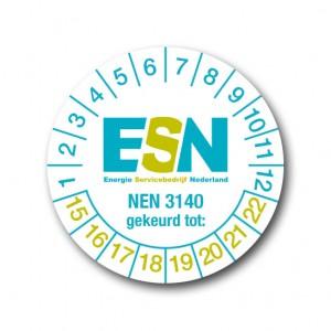 ESN keuring